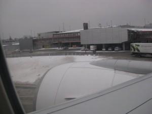 Hamburg Schnee
