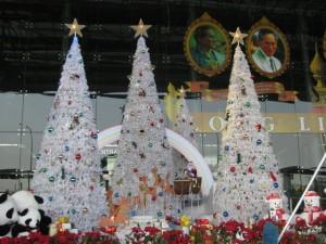 Weihnacht in Thailand