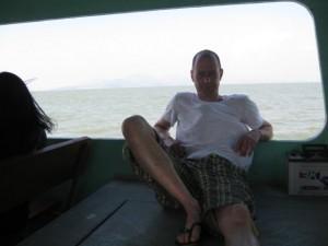 Boat to Koh Phayam