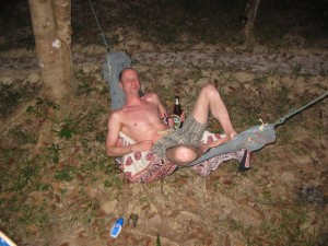 Me in the Hammock