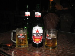 Beer Medan Bintang