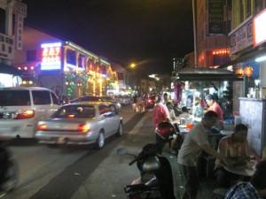 Chinatown Penang Malaysia