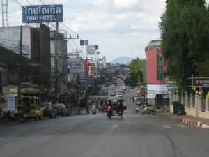 Krabi-Main street