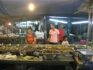 Markt in Krabi