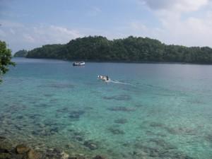 blick-Pulau-Weh Water