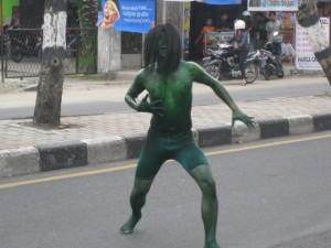 Crazy Hulk Medan