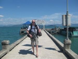 Me on the Pier