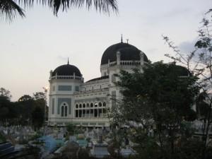 moschee-medan-Sumatra