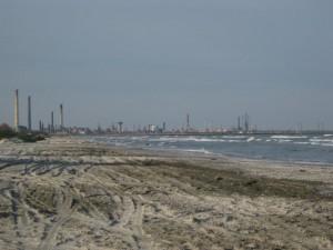 beach mamaia industrial