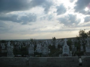 Cogealac Friedhof