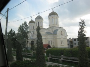 Cogealac Kirche