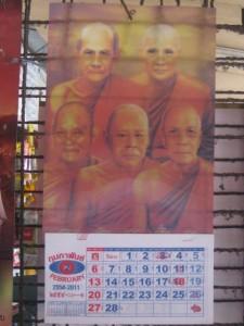Buddhistischer Kalender