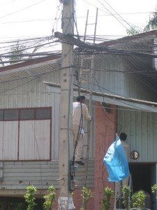 Kabelage in Hua Hin Installateur