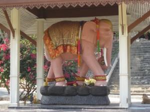 Heiligkeit Elephant
