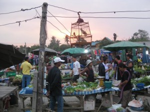 Hua-Hin-supermarkt Sundown