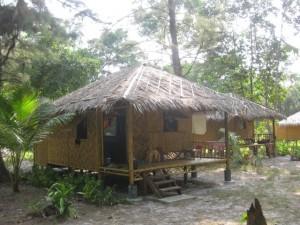 Bambushütte Ao Yai