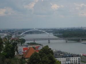 Blick von Burg