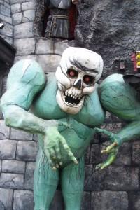 Monster Geisterbahn