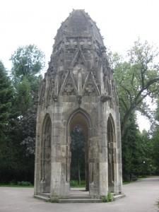 Kapelle Aupark