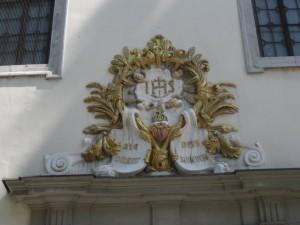 Kirchentuer Marktplatz Bratislava