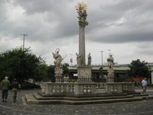 Pestdenkmal Bratislava