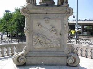 Pestdenkmal Kardinal Sachsen